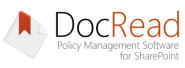Policy Management Software - DocRead
