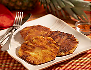 Grilled Pineapple Slices