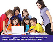 Expanding your global community: Skype in the classroom