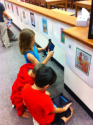 Student-Created Sequoyah Book Reports, AudioBoo, iPads and QR Codes