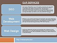Mobile Application and Web Development in India - indosurplus