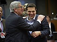 """If they think they can slave an entire nation, then they will just have the opposite results!"", Alexis Tsipras cries..."