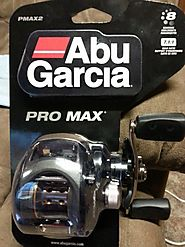Abu-Garcia Pro Max Low Profile Reels, Right