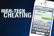 From Texting to Plagiarism, How to Stop High-Tech Cheating -- THE Journal