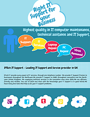 Right IT Support for Your Business - DTech IT Support