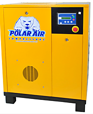 5HP Single Phase Rotary Screw Air Compressor