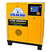 7.5HP 3 Phase VSD Rotary Screw Air Compressor