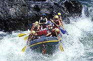 River rafting in Assam