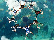 Sky Diving in Maharashtra