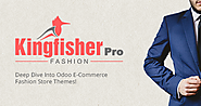 Odoo Kingfisher Pro Fashion Theme, Responsive eCommerce Fashion Store Theme