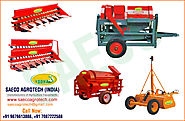 Agriculture machinery manufacturers in India