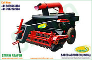 Reaper Machinery manufacturers in Punjab or Ludhiana