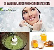 Natural Moisturizer for Winter Skin Care - 8 Natural Face Packs for Dry Skin!