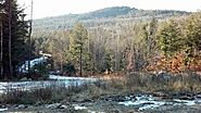 Wonderful Home Sites in Maine with Great Views