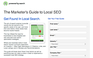 The Marketer's Guide to Local SEO - Powered by Search