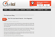 Local SEO Blog | Google+ Local Optimization, Onsite Optimization, Link Building | OptiLocal