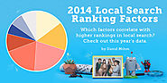 Moz's Local Search Ranking Factors