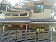 House for Sale at Sreekaryam, Trivandrum - 1550 sqft