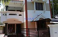 1700 sqft 3 BHK House for Sale at Ulloor, Trivandrum