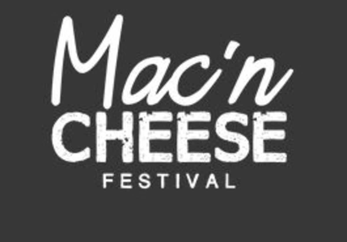 Headline for Mac & Cheese Festival 2015