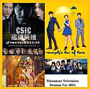 Xhyniie's List of Taiwanese TV Drama For 2015