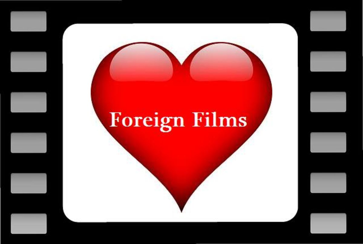Headline for Foreign Films and TV Shows for Your Watch List
