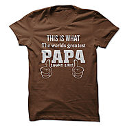 This Is What The Worlds Greatest Grandpa Looks Like Funny Fathers Day Shirt, Tee, Hoodie