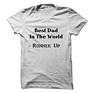Best Dad in the World Runner Up