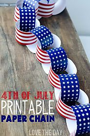 4th Of July Crafts For Celebrating 4th Of July