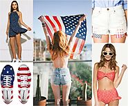 4th Of July Clothes & Best Outfits For 4th July
