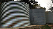 Steel Rainwater Tanks in Adelaide