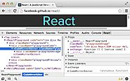 React Chrome Extension