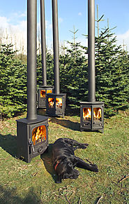 Wood stoves Glasgow Scotland