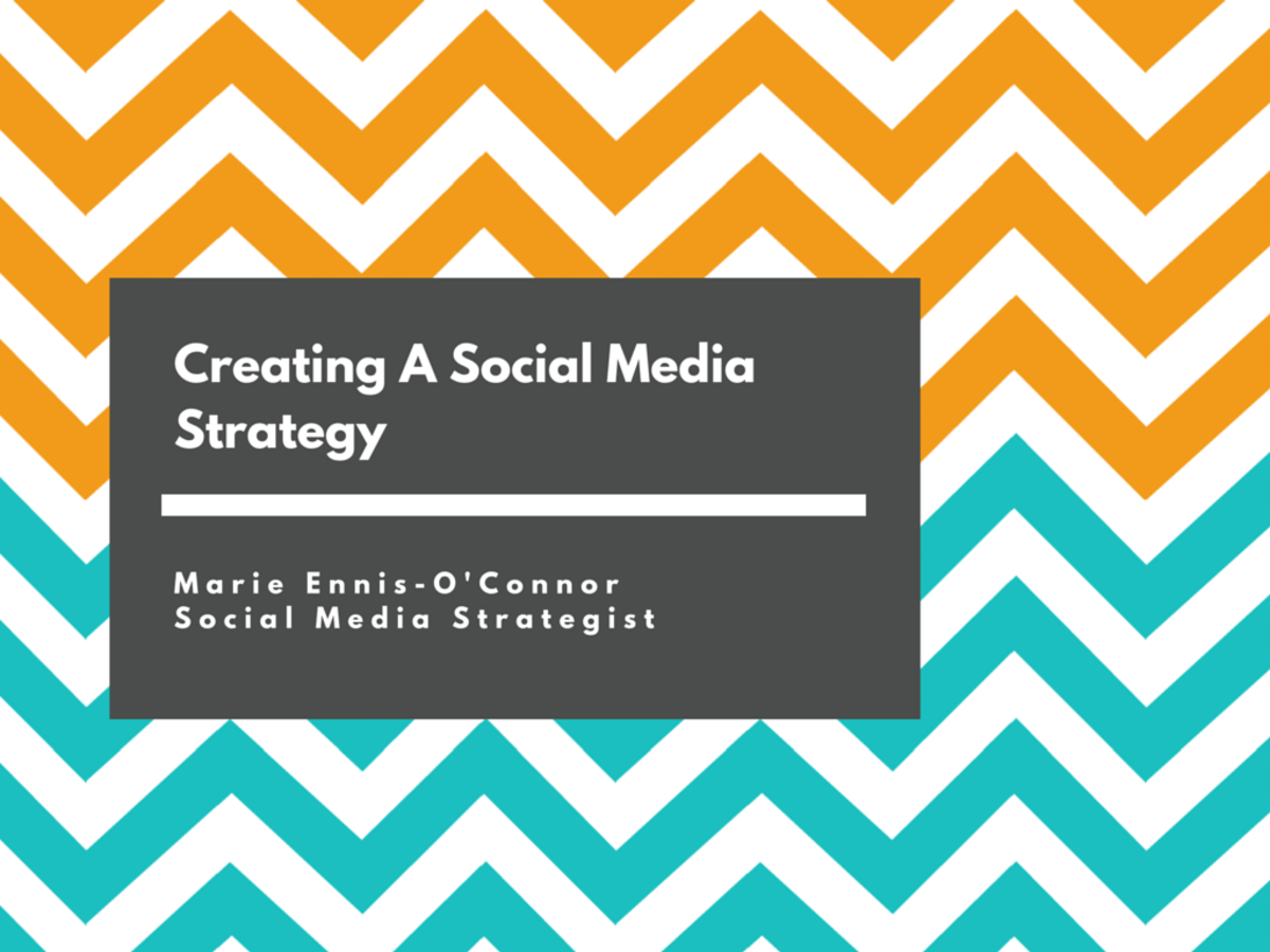 Headline for Six Steps To Creating A Simple Social Media Strategy