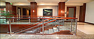 stainless steel railings, ss railings designs, ss railings in Gujarat, Shree Gogeshwar Steel Furniture