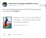 What Teachers Need to Know about Using Hashtags in Google Plus ~ Educational Technology and Mobile Learning