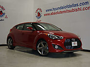 New 2014 Hyundai Veloster Turbo w/Black