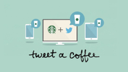Starbucks and Twitter Test Tweet-a-Coffee Program
