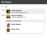 Google+ Email Capability Rolls Out for Gmail Users