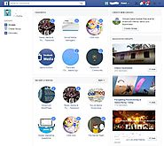 Facebook Tweaking Groups Homepage?