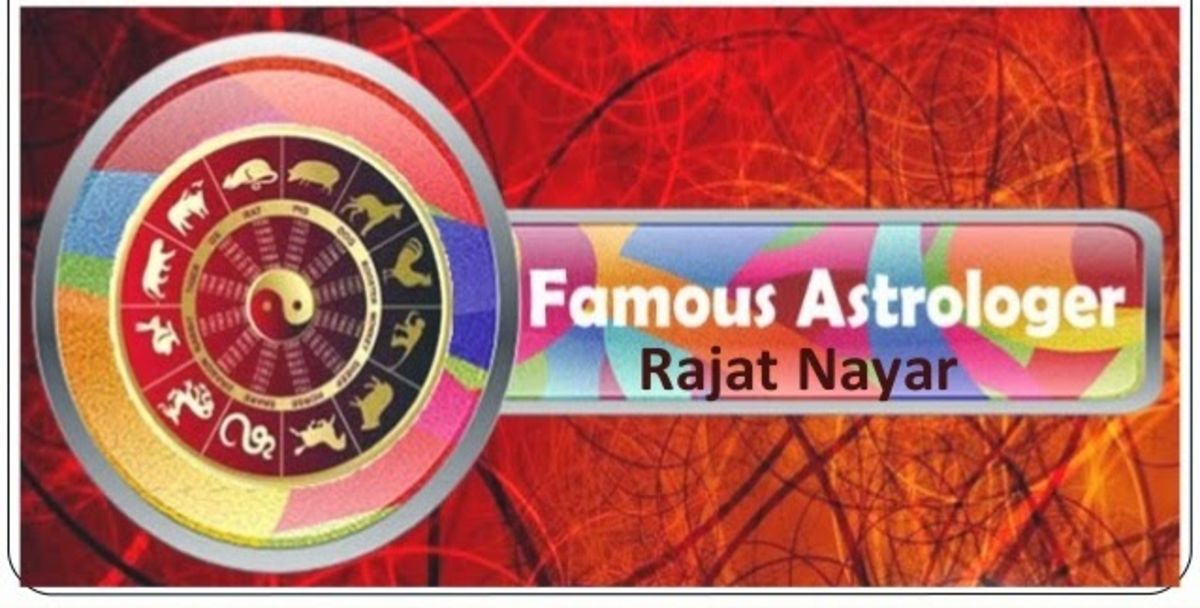 Headline for Famous Astrology TV Shows of Pt. Rajat Nayar in India