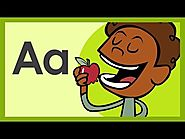 """The Letter A Song"" by ABCmouse.com"