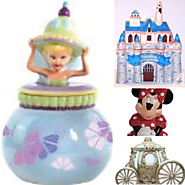 Disney Cookie Jars - Kitchen Things