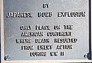 In 1945 a Japanese Bomb Exploded in Oregon, Killing Six