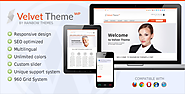 One Page WordPress Theme - Velvet