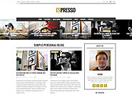 Expresso - Newspaper/Magazine Theme