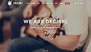 Decibel - Professional Music Theme