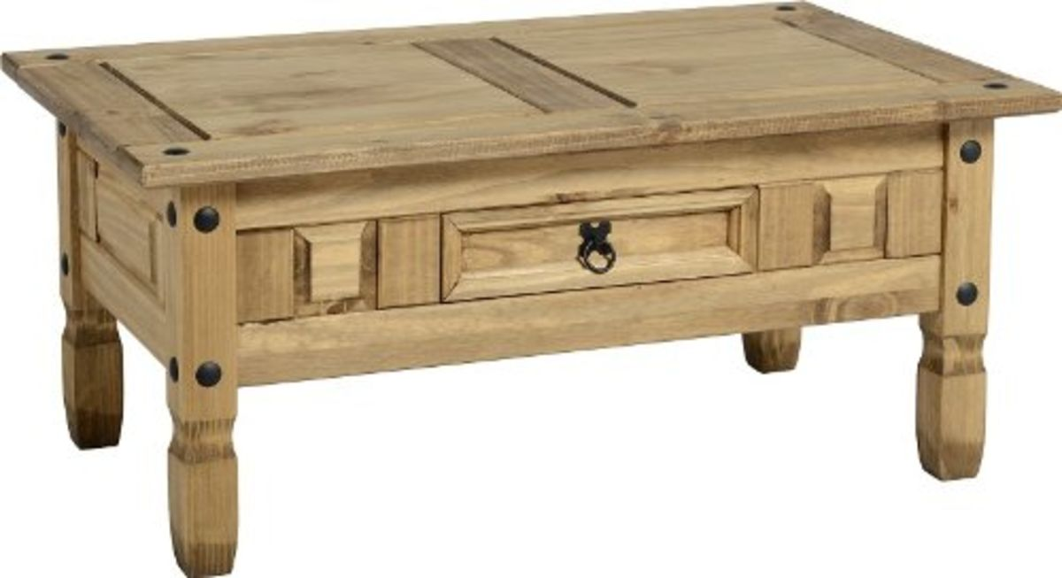 Headline for Pine Coffee Table Best Prices and Reviews