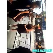 Quick recap Highlights of the Periscope I did at the Jazz Festival of Montreal. This was Lindy Hop dancers in the str...