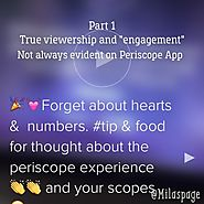 "Part 1 True viewership and ""engagement"" - Flipagram"